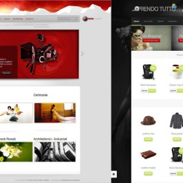 Siti Web piattaforma wordpress